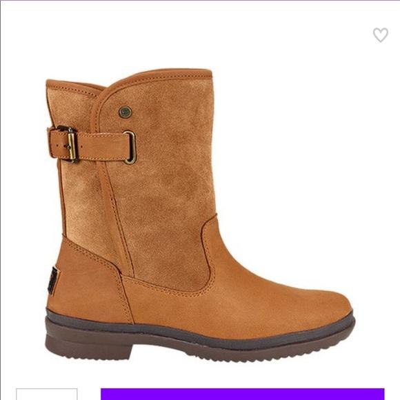 ad86ce22241 Ugg oren waterproof boots 🌺💕🌺 NWT